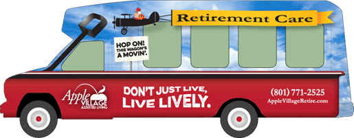 Cozy Retire Bus