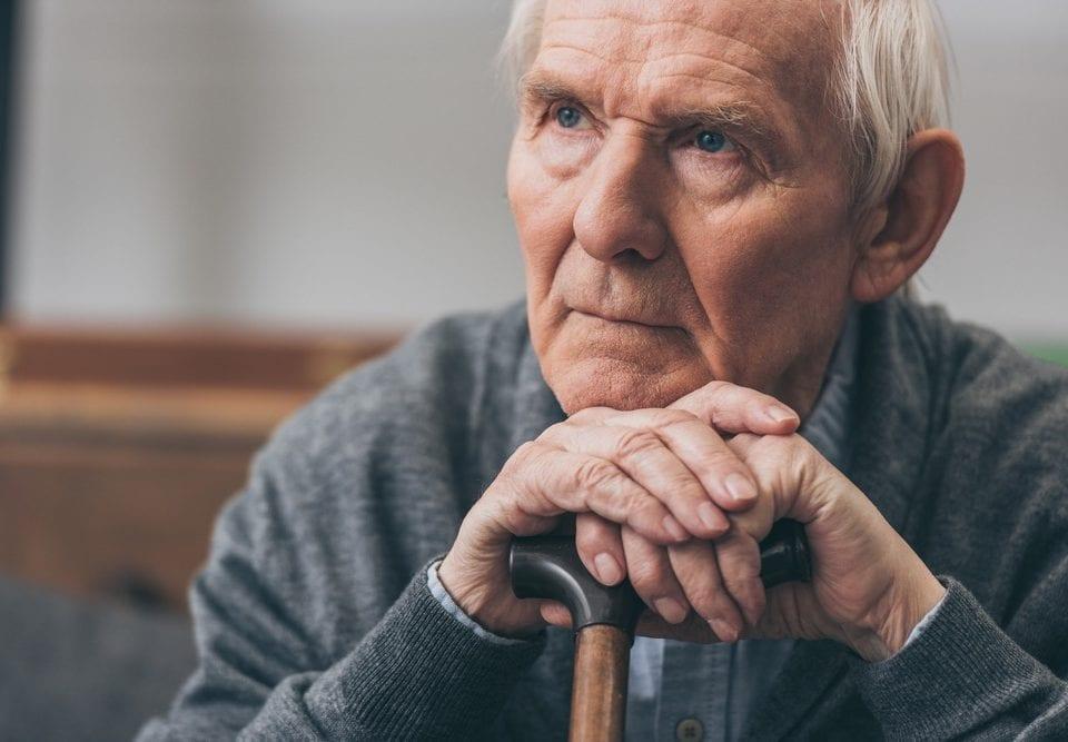 senior dementia aging memory loss