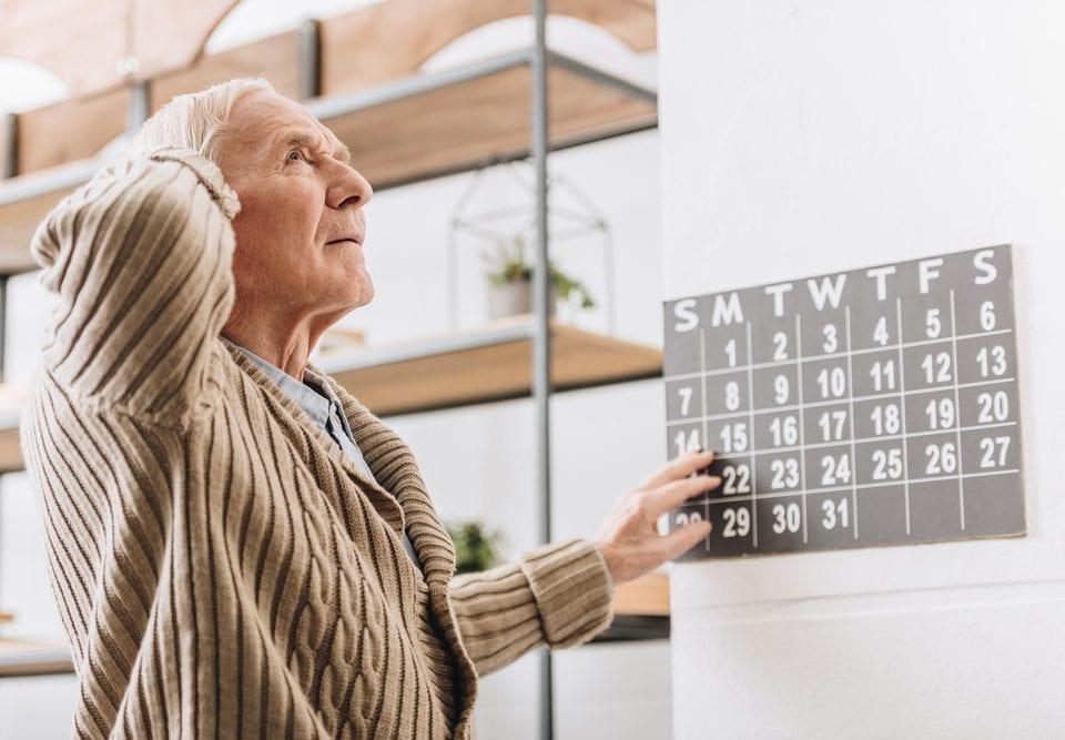 timing facilities memory care