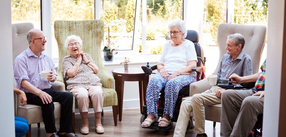 senior living search factors