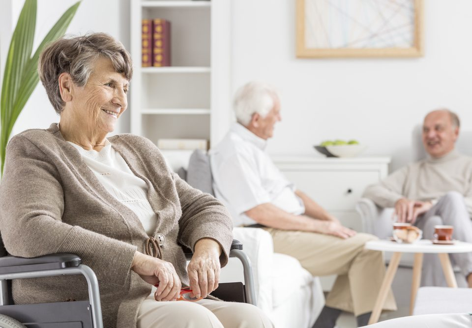 comparing assisted independent living