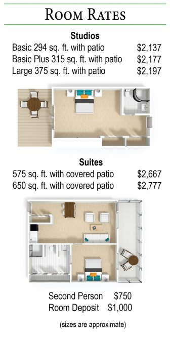 Gardens Room Rates_Gardens Room Rates