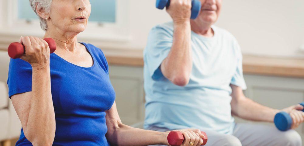 senior exercise Alzheimer's dementia